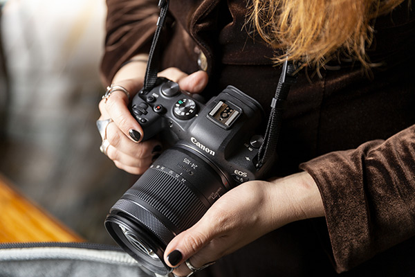 Canon EOS R6 + 24-105mm Kit